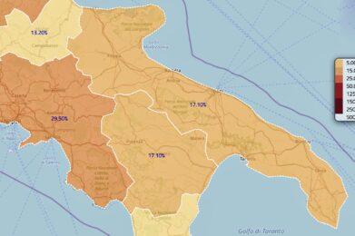 Coronavirus Regione Puglia Il Bollettino Epidemiologico del 25 marzo