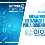 Webinar: 'Nuova governance del farmaco e dispositivi per la sostenibilità del SSN'