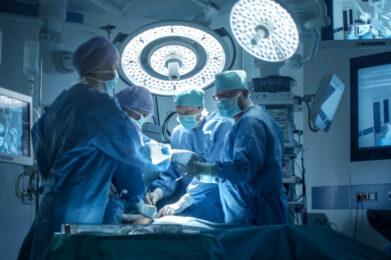 Intervento record: asportati 6 organi ad un paziente