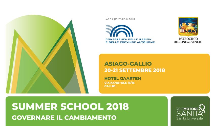 Summer School 2018 Governare Il Cambiamento 187 Www